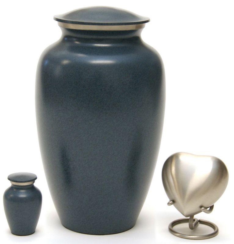 Pantera Skye Blue Family Urn